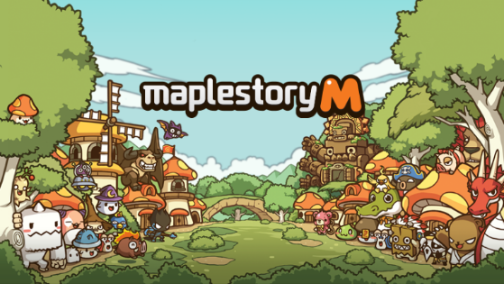 What is MapleStory M?