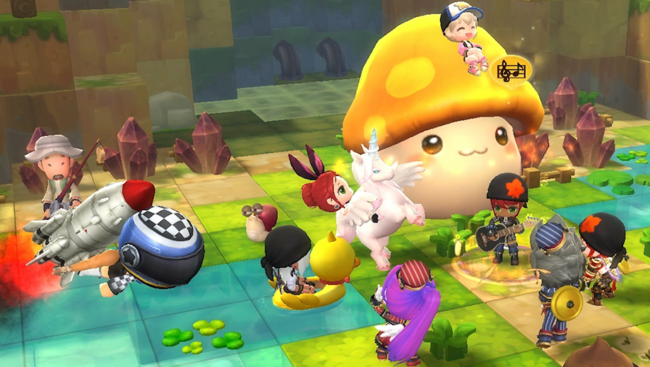 Buying MapleStory 2 Mesos fast and cheap